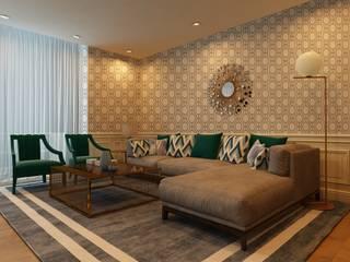 Klassische Wohnzimmer von Bis-bis Design Studio Klassisch