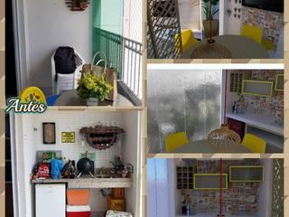 Área Gourmet por Mariana Bittencourt Arquitetura