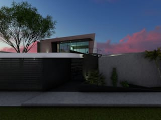 de Pangea Arquitectura & diseño Minimalista