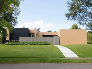 Nhà phong cách tối giản bởi David Macias Arquitectura & Urbanismo Tối giản