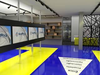 Corporativo:   por MVK Arquitetura, Engenharia e Construções