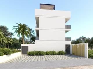 Houses by Taller Veinte,