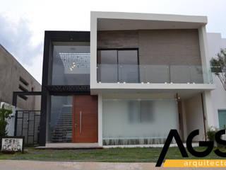 "PROYECTO ""PROVENZA"": Casas de estilo  por AGS Arquitectos"