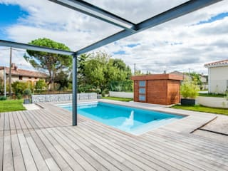 Menuiserie Mostini Modern Terrace