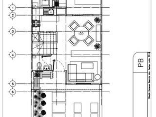 Diseño habitacional en residencial en Tizayuca de 78metrosCuadrados