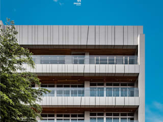 Minimalist schools by 竹村空間 Zhucun Design Minimalist