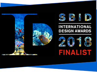 We are shortlisted for the SBID International Design Awards 2018 Luis Design Villas Stone
