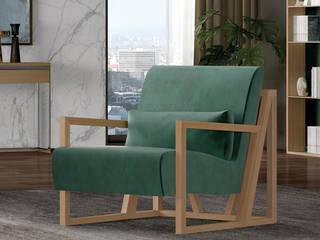 Decordesign Interiores Living roomStools & chairs
