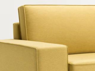 K105 Mobilya Pazarlama Danışmanlık San.İç ve Dış Tic.LTD.ŞTİ. Salas/RecibidoresSofás y sillones Madera Amarillo