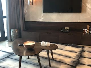 The Pearls of Umhlanga:  Media room by Adore Design,