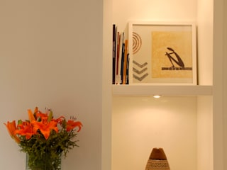 Interart Design de Interiores Corridor, hallway & stairs Accessories & decoration