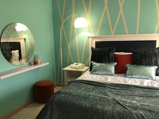 Lets get Graphic!:  Bedroom by Adore Design,