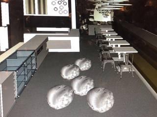 Restaurant Renders: modern  by Adore Design, Modern