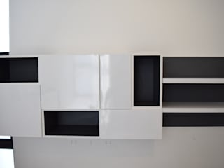 Librero:  de estilo  por Simetrica
