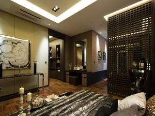 Design Tomorrow INC. Eclectic style bedroom