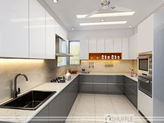 Kitchen by Shuffle pages Modern
