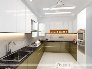 Kitchen by Shuffle pages Asian