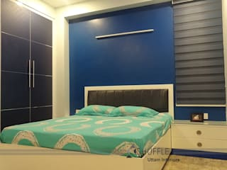 Great Value Sharnam - 3 bhk by Shuffle pages Asian