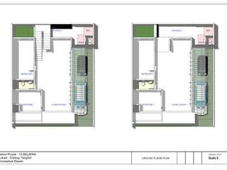 Option Denah Rumah 10Delapan Oleh jaas.design
