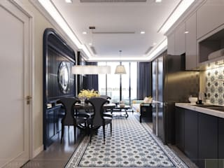 Asian style doors by ICON INTERIOR Asian