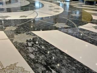 Mozaik Sanat Evi Paisajismo de interiores
