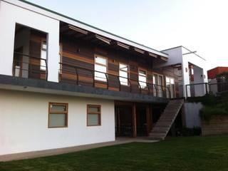 Casa en Maitencillo de Casas del Girasol- arquitecto Viña del mar Valparaiso Santiago Mediterráneo