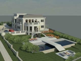par Casas del Girasol- arquitecto Viña del mar Valparaiso Santiago Classique