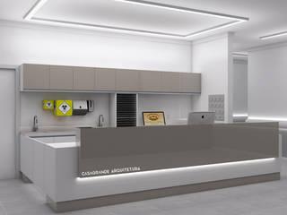 Mobiliário Hospitalar:   por CASAGRANDE ARQUITETURA