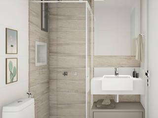 Moderne Badezimmer von Rafael Caldeira Arquitetura Modern