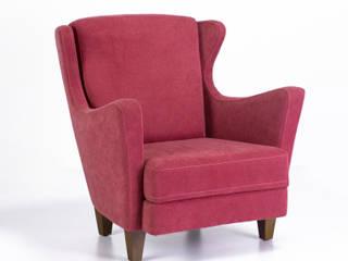 K105 Mobilya Pazarlama Danışmanlık San.İç ve Dış Tic.LTD.ŞTİ. Living roomSofas & armchairs Gỗ Pink