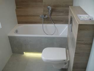 łazienka w domu: styl , w kategorii  zaprojektowany przez ABC Remonty Oleba