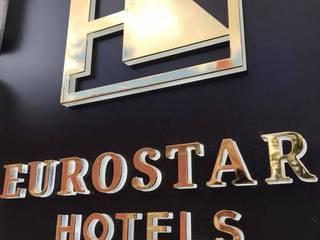 Eurostars Museum | Lisboa : Hotéis  por Decorpisus,Minimalista