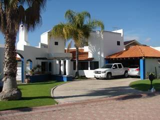 Jardines del lago Casas modernas de TECTUM Diseño & Construccion Moderno