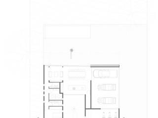 Horizontal Arquitectos의 미니멀리스트 , 미니멀