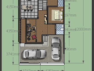 :  Lantai by CV Leilinor Architect