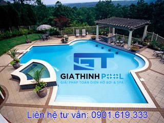Tu van thiet ke ho boi: styl , w kategorii  zaprojektowany przez GiaThịnhPool