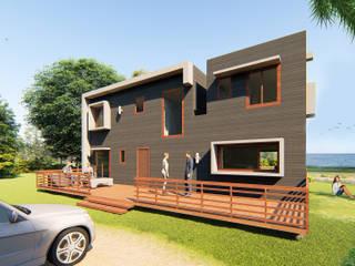 AOG Casas de madera Madera Acabado en madera
