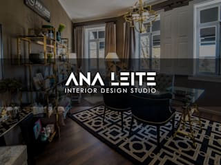 من ANA LEITE - INTERIOR DESIGN STUDIO حداثي