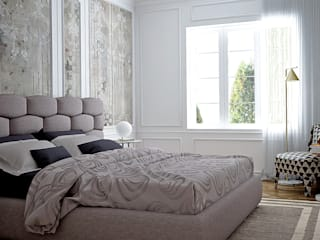 Modern style bedroom by olivia Sciuto Modern
