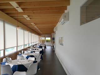 French restaurant:  餐廳 by CPh ARCh, 簡約風