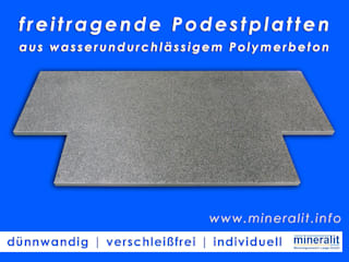 by Mineralit - Mineralgusswerk Laage GmbH Classic