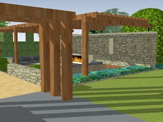 Stable House Essex por Aralia Moderno