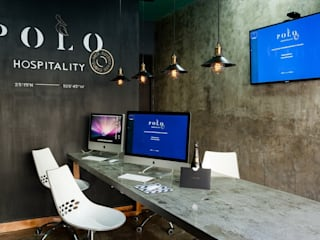 POLO HOSPITALITY de Progressive Design Firm Moderno