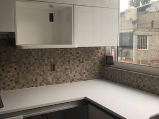 COCINAS CON DETALLE: Cocinas de estilo  por ok kitchen design