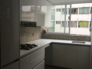 COCINAS CON DETALLE de ok kitchen design Minimalista
