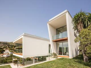 CASA VN Casas de estilo mediterráneo de GUILLEM CARRERA arquitecte Mediterráneo