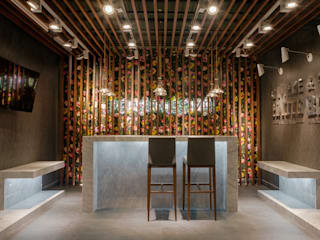 Commercial Spaces by Progressive Design Firm