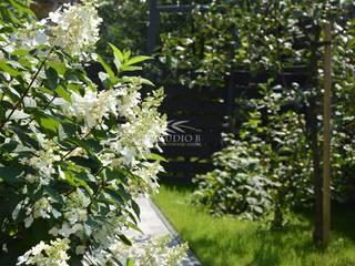 Ogród miejski od Studio B architektura krajobrazu Bogumiła Bulga
