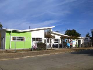 منازل التراس تنفيذ Nomade Arquitectura y Construcción spa