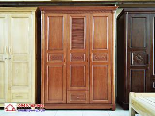 Tủ quần áo gỗ bởi Đồ gỗ nội thất Phố Vip